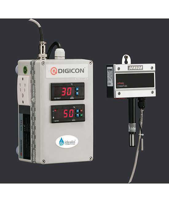 Digicon with Sensor